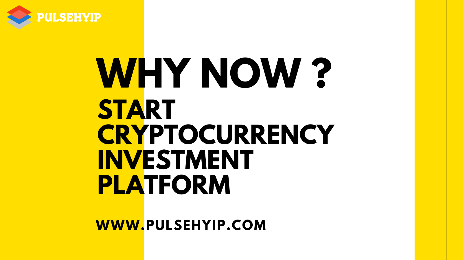 Why Now Is The Right Time To Start Cryptocurrency Investment Platform?