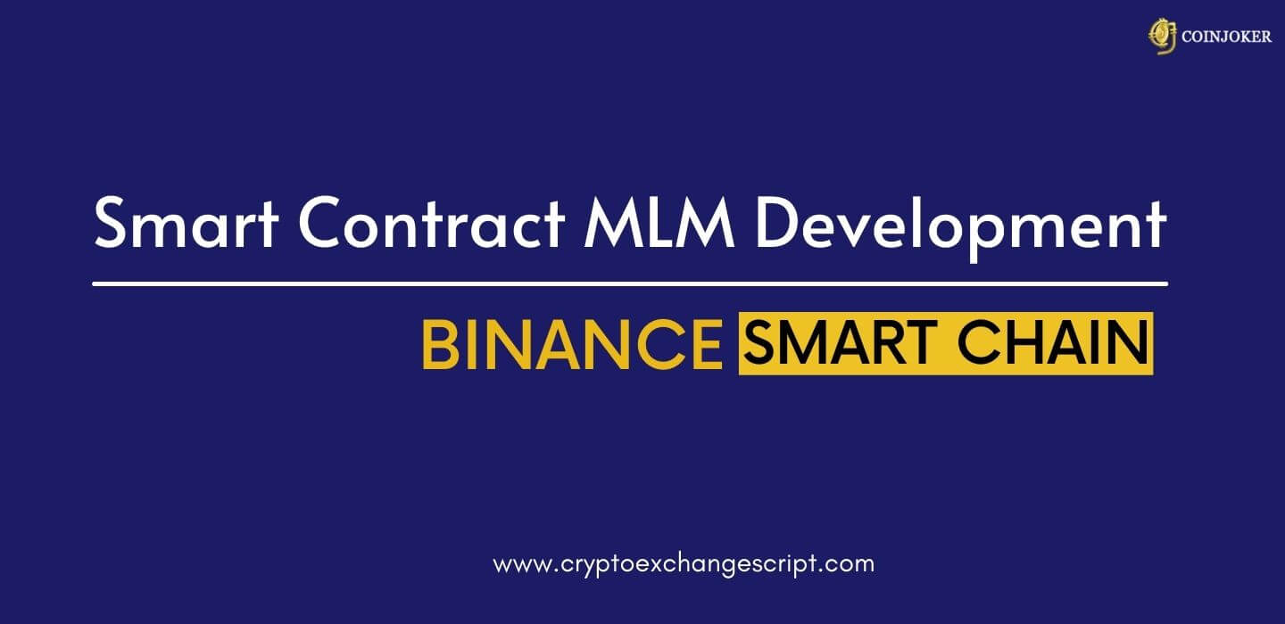 Binance Smart Chain MLM Software Development Company