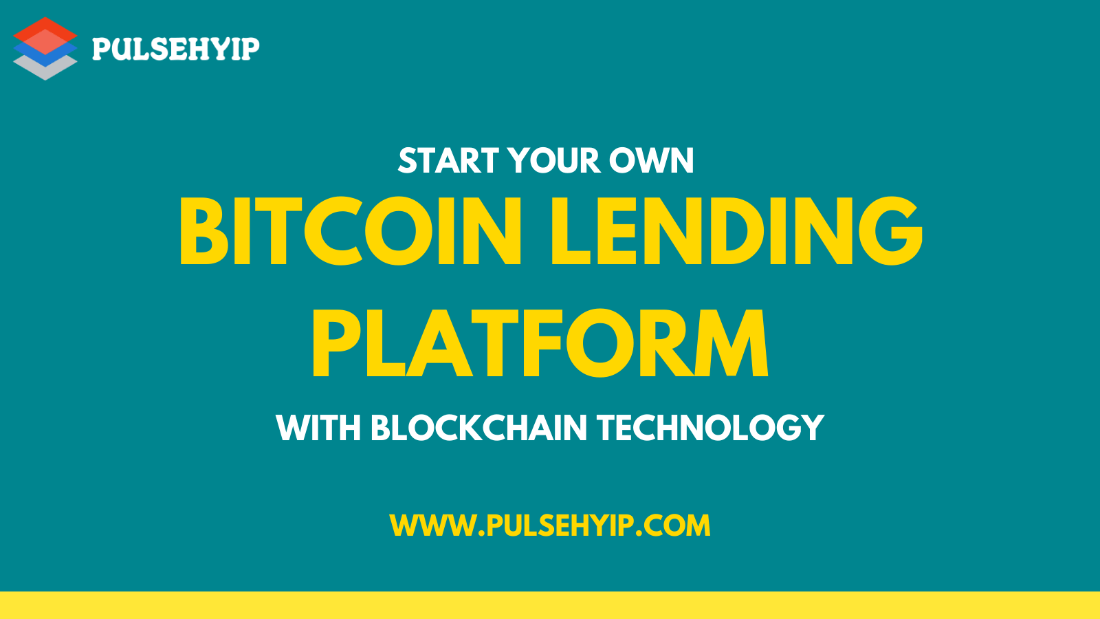 A New Peer-to-Peer Bitcoin Lending Script with Blockchain Technology