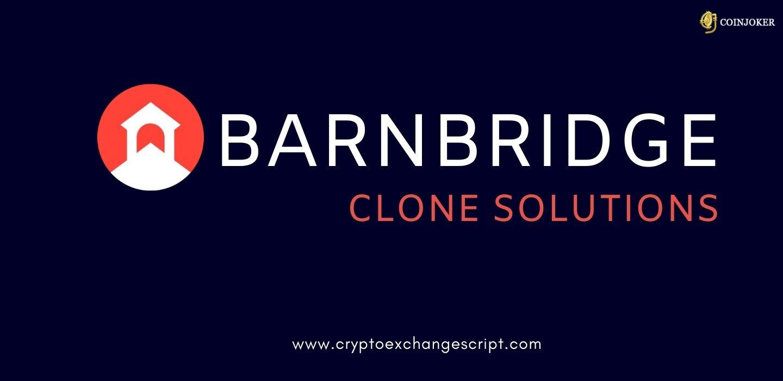 BarnBridge Clone Solutions - To Create DeFi Cross Platform Protocols