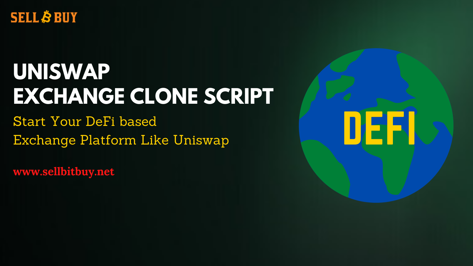 Uniswap Clone Script - Start Your DeFi based Exchange Platform Like Uniswap