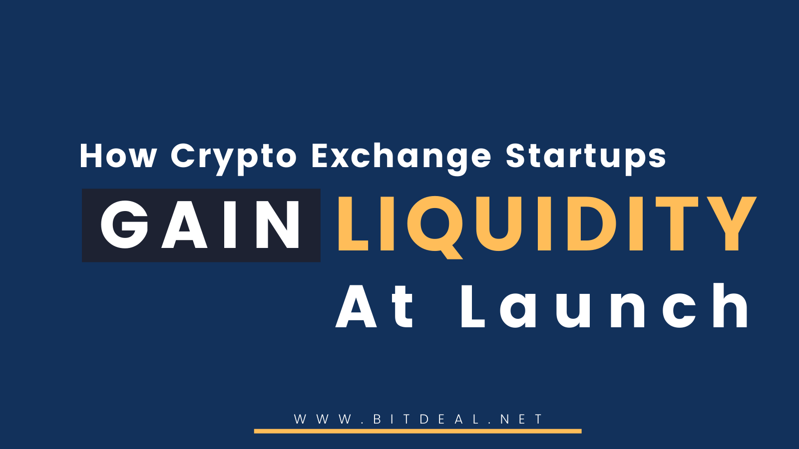 What Is Liquidity API and How Does It Benefit Crypto Exchange Startups?