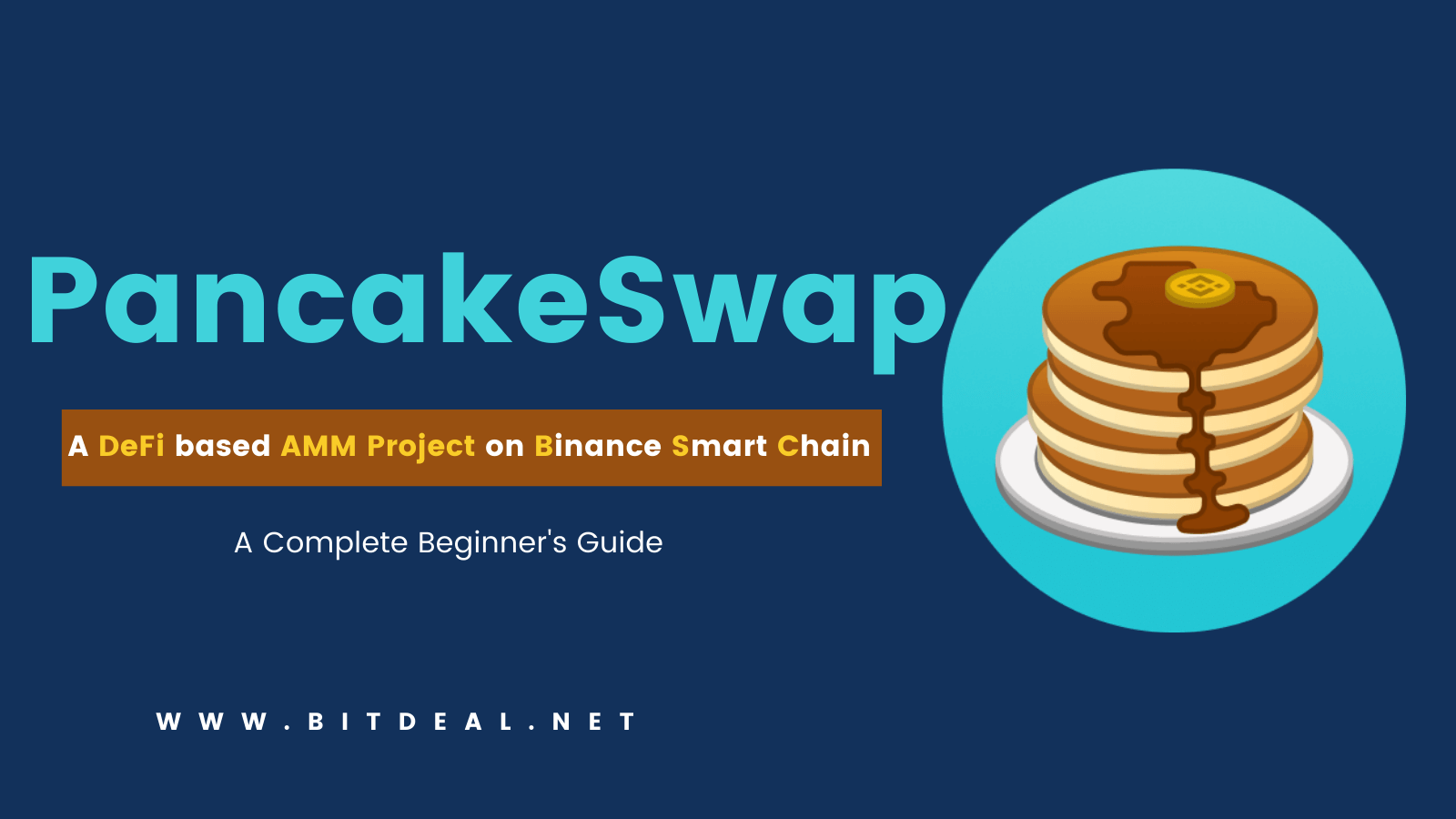 A Complete Beginners Guide To PancakeSwap and CAKE Tokens