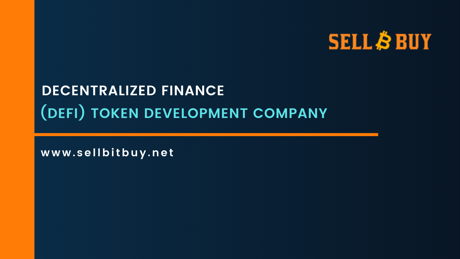 DeFi Token Development Services Company