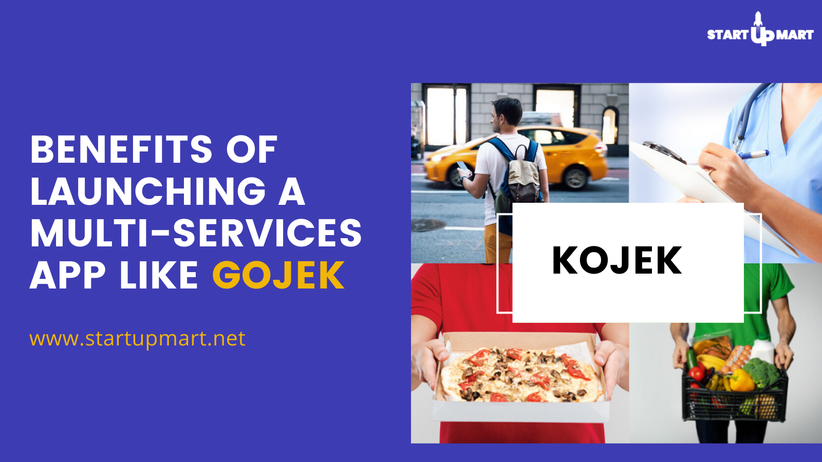 Benefits Of Launching an On Demand Multi Services App Like Gojek