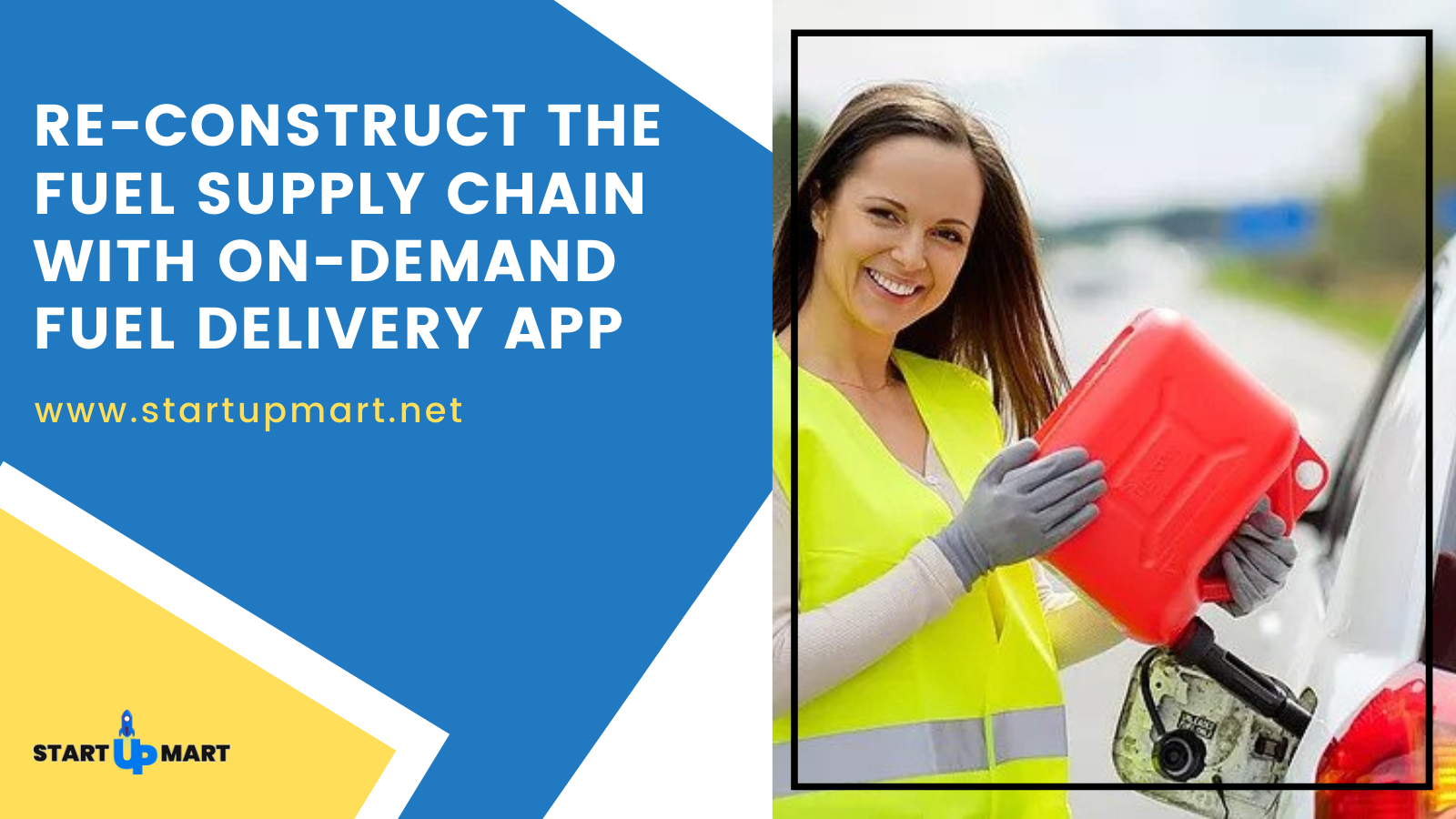 Re-Construct The Fuel Supply Chain With On-Demand Fuel Delivery App