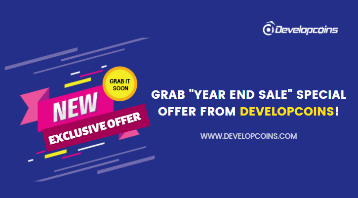 Grab Exclusive Year End Sale Offer From Developcoins