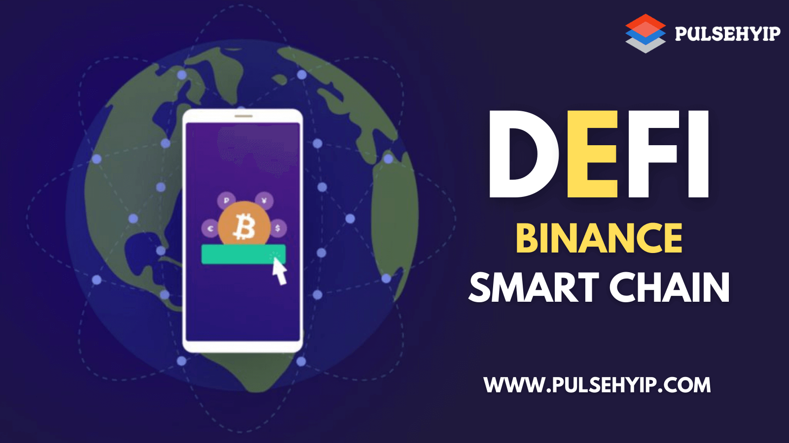 Binance Smart Chain DeFi Protocol Development Services