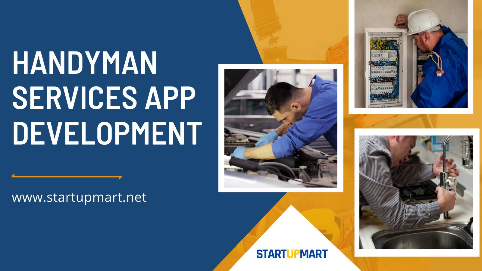 Handyman Services App Development