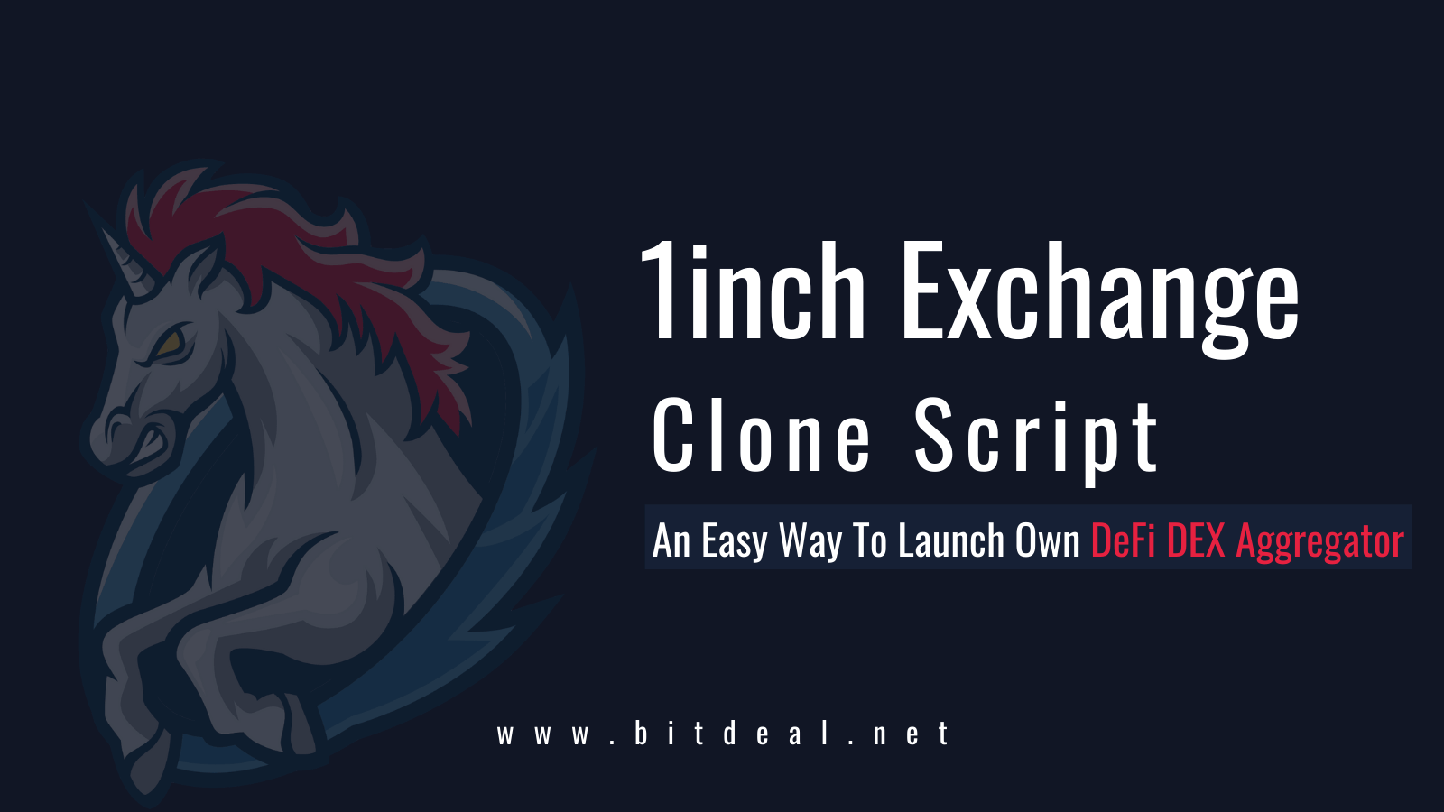 1inch Clone Script To Launch Your Own DeFi Aggregator