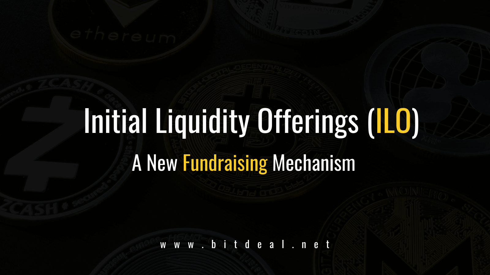 Initial Liquidity Offering - A New Fundraising Mechanism