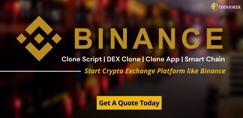 To Build Popular Crypto Exchange like Binance with Binance Clone Script