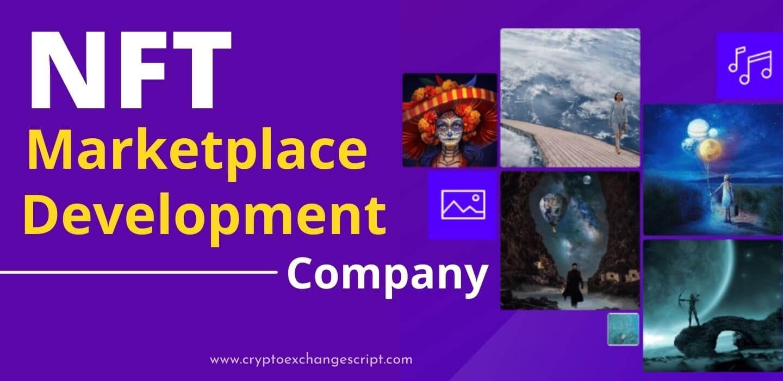NFT Marketplace Development Company - To Create Non-Fungible Marketplace Platform