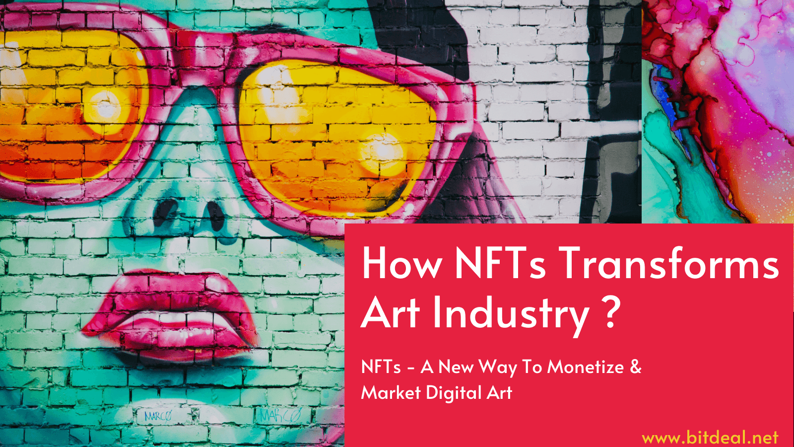 How Non-Fungible Tokens (NFTs) Are Transforming The Art Industry?