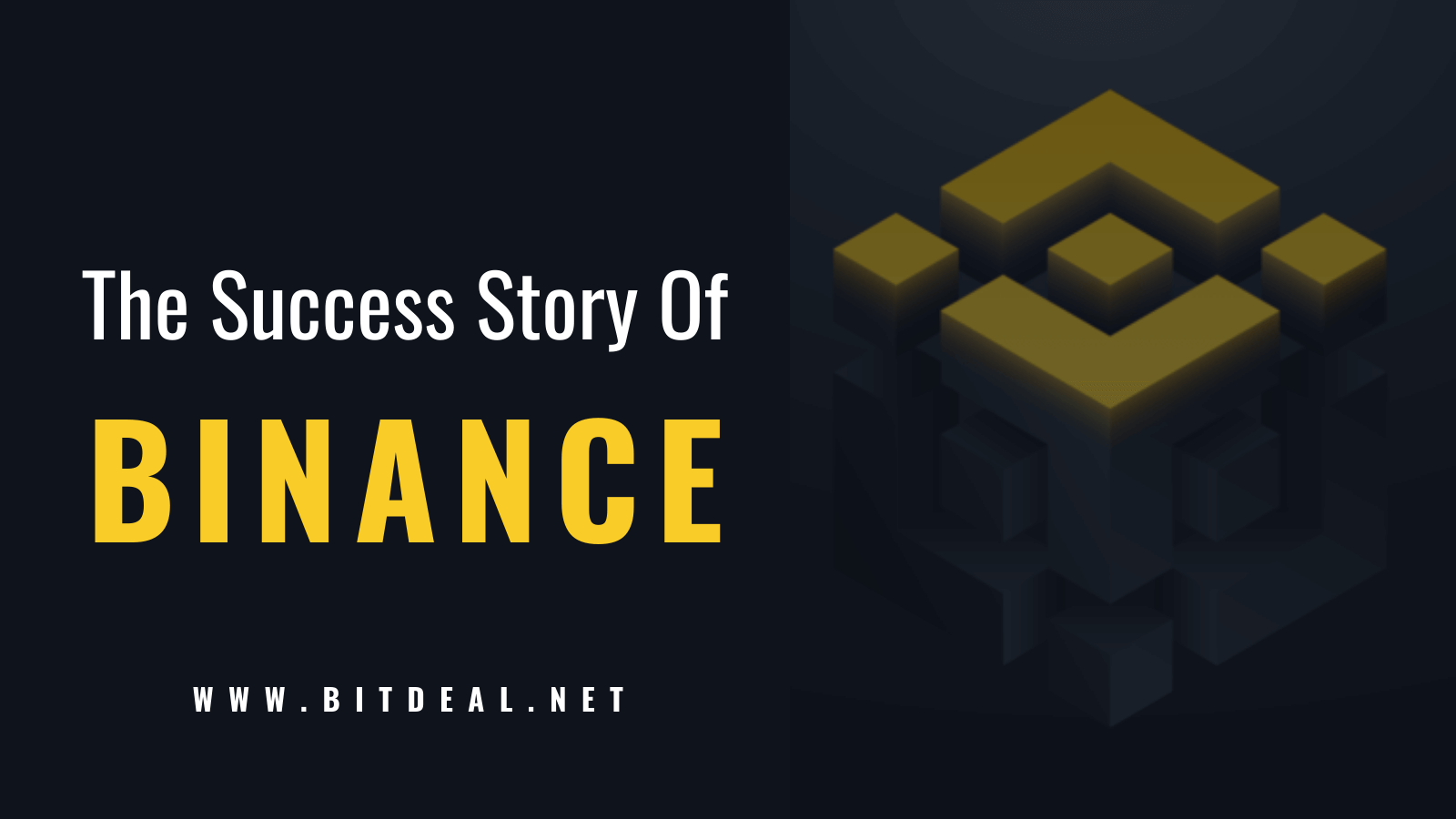 The Epic Story of Binance - From Zero To A Billion Dollar Exchange