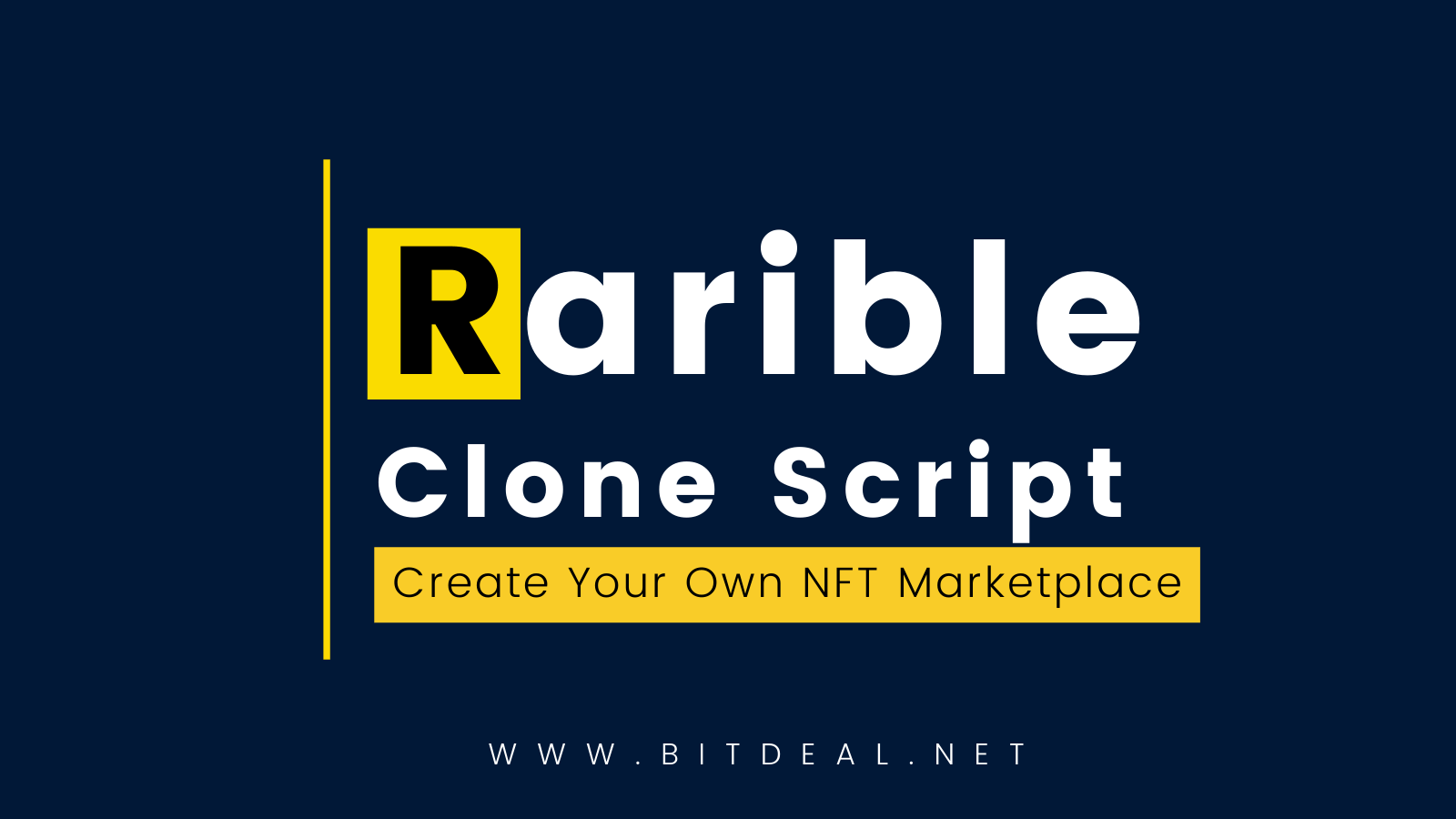 How to Build a NFT Marketplace like Rarible