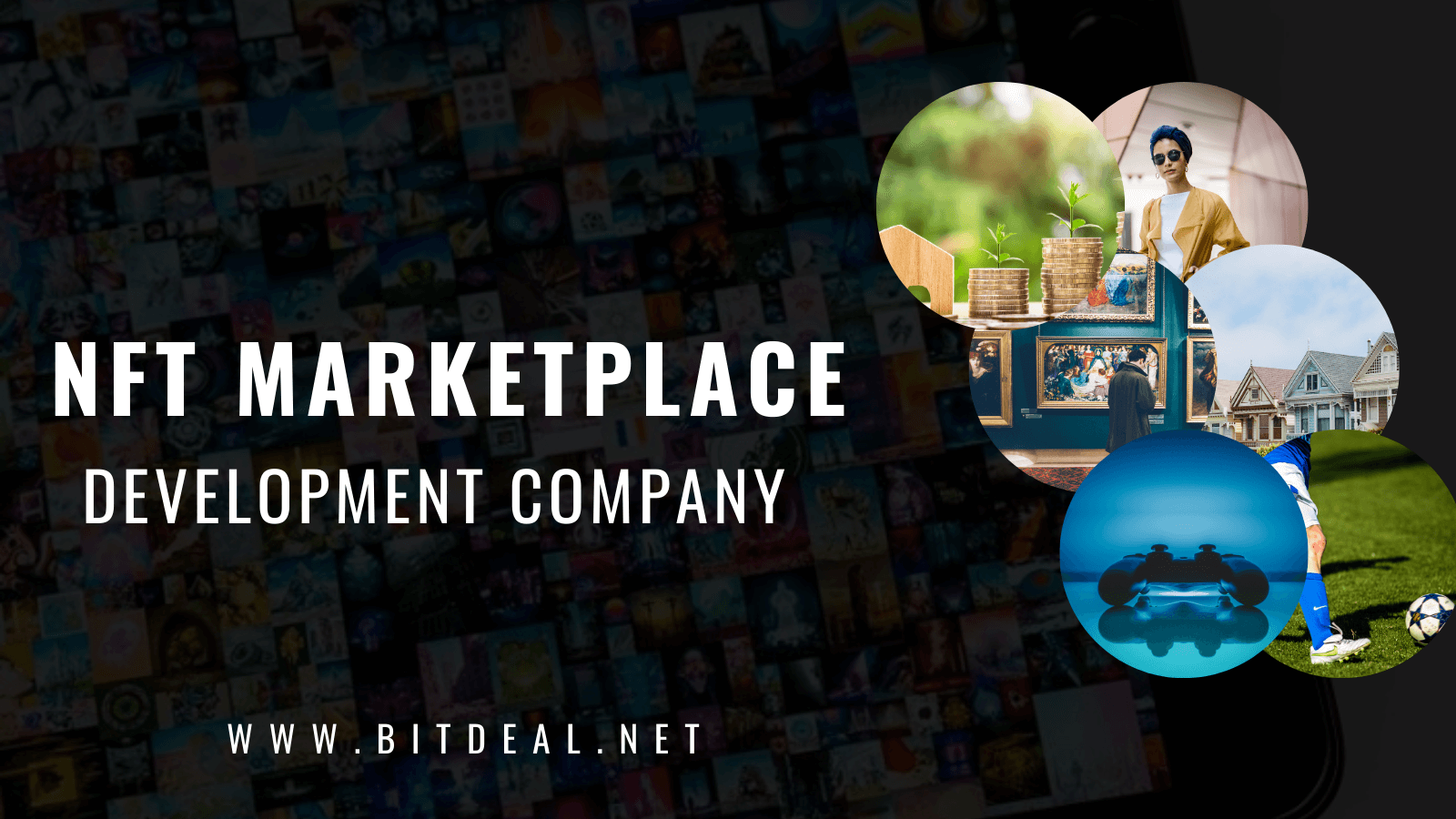 How To Create an NFT Marketplace Like Opensea, Rarible and SuperRare?