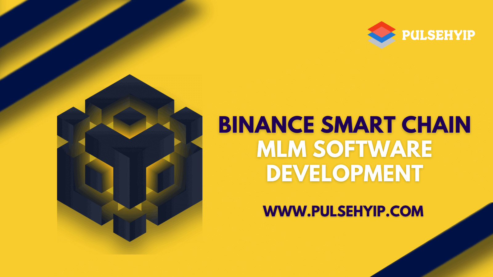 How to Build Smart Contract Based MLM Software on Binance Smart Chain? Here is the Pocket Guide