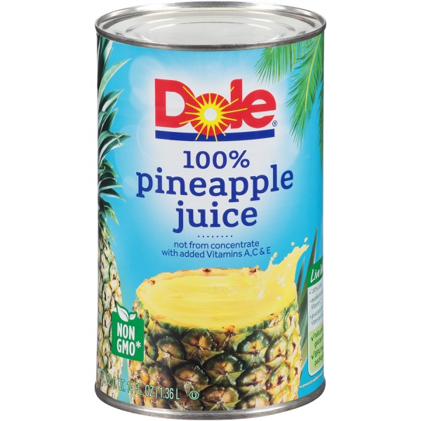 DOLE Products   Pineapple Juice