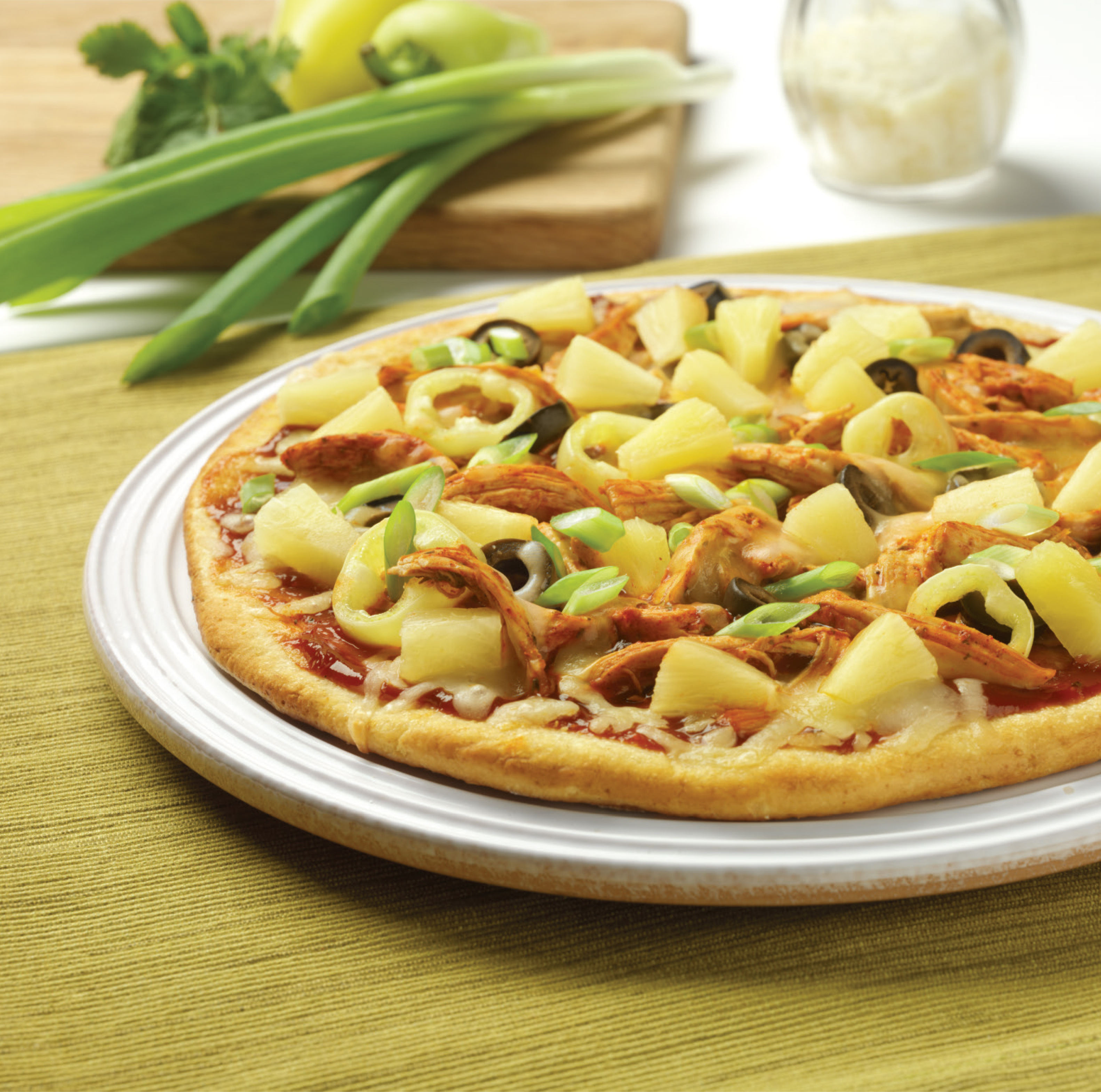 SANTE FE CHICKEN PIZZA