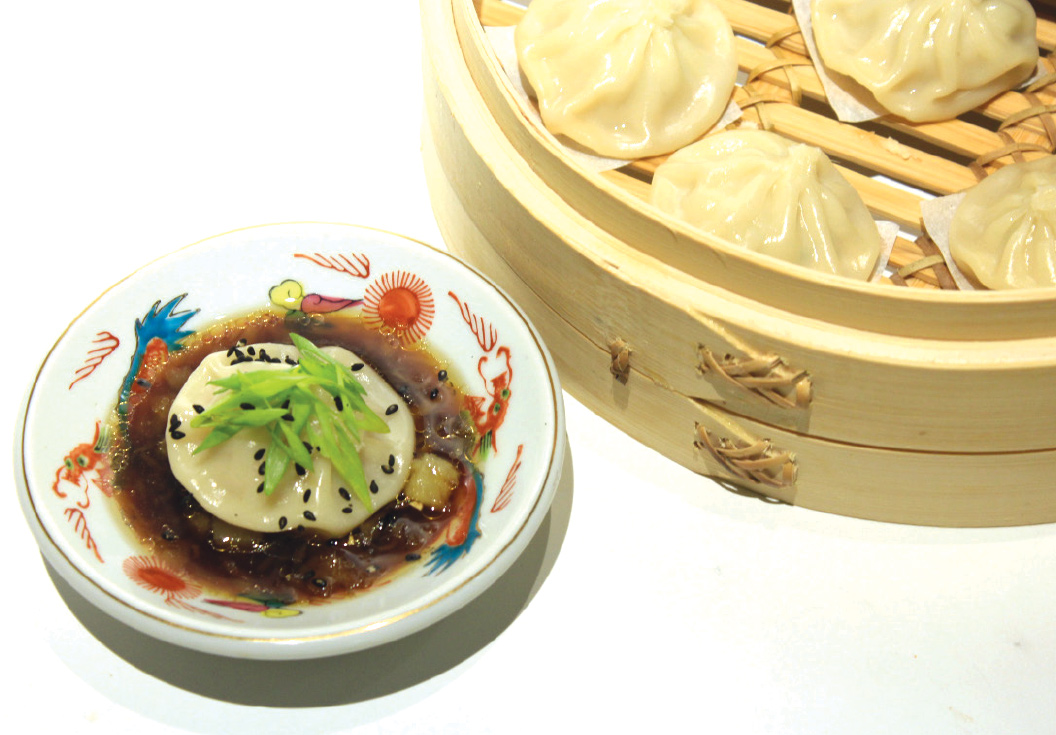 Sweet and Sour Xiao Long Bao