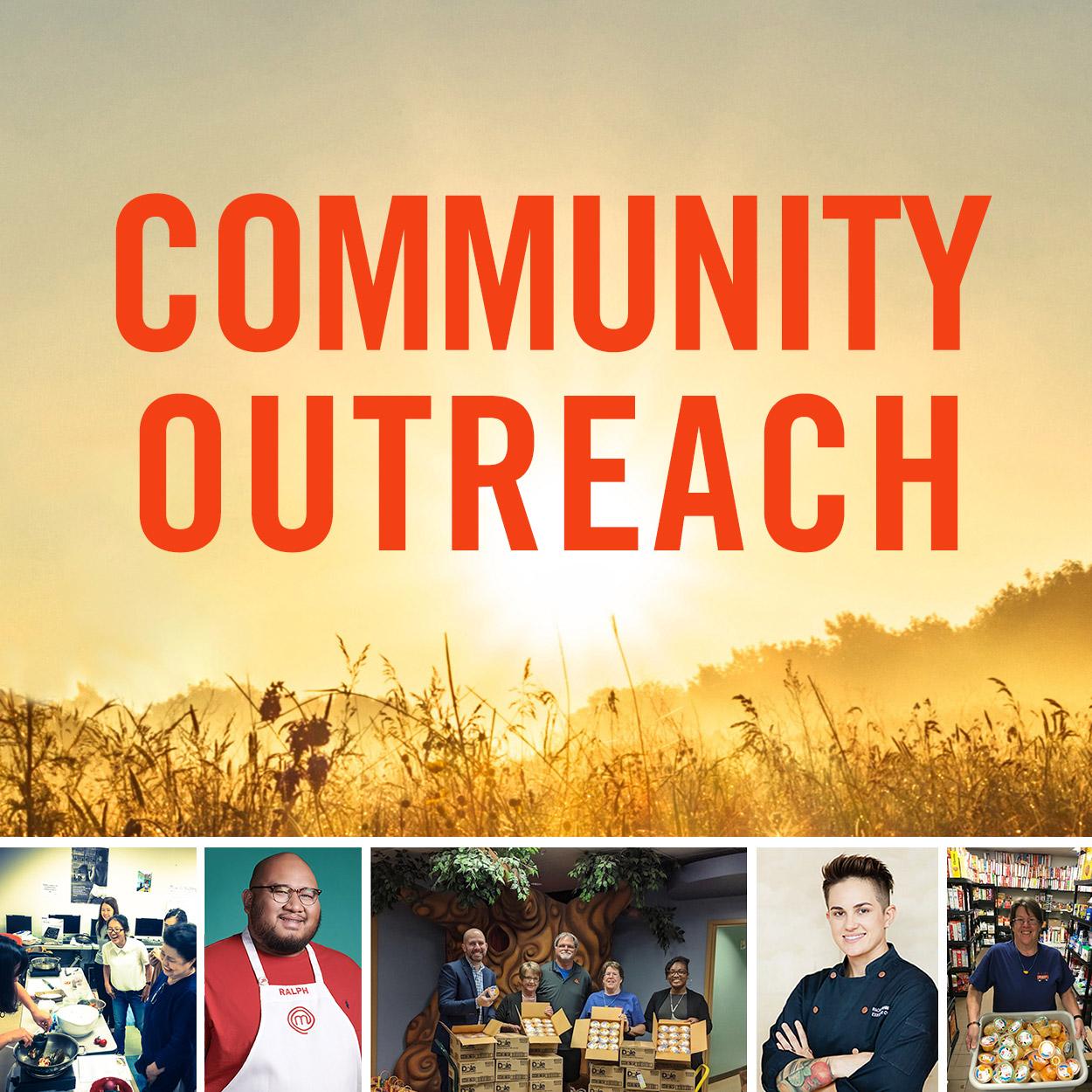 DOLE Community Outreach