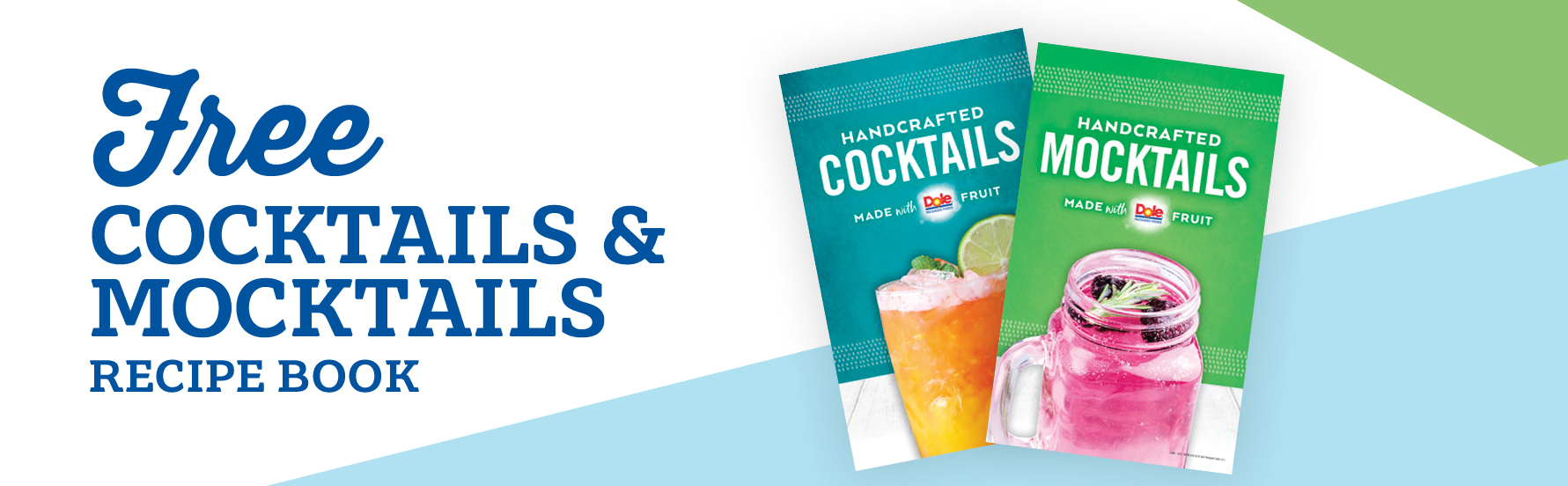Dole Cocktails Mocktails