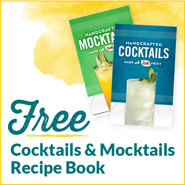 Free Cocktails & Mocktails Recipe Book