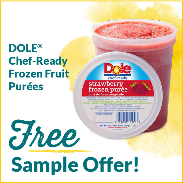 Free Sample Offers Frozen Fruit Purees