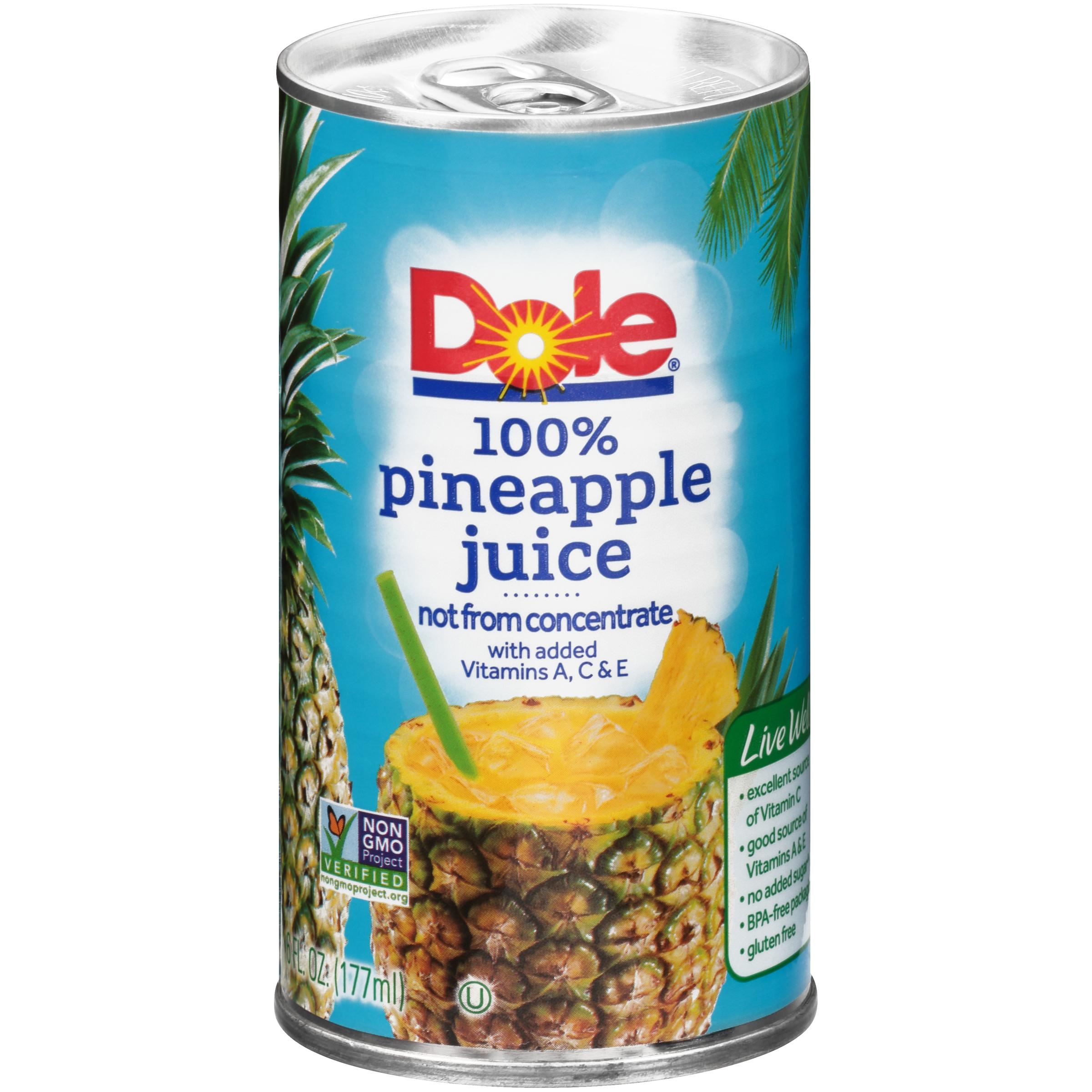 48/6 Pineapple Juice