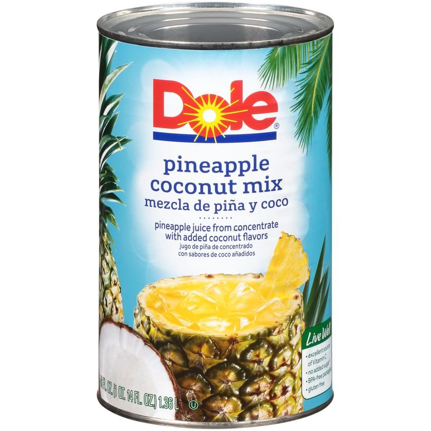 12/46 Oz Pineapple Coconut 100% Juice Mix