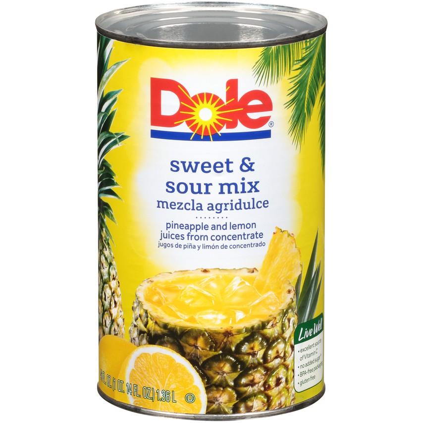 12/46 Oz. Sweet & Sour 100% Juice Mix