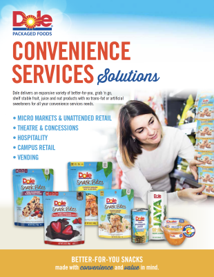 Convenience services solutions