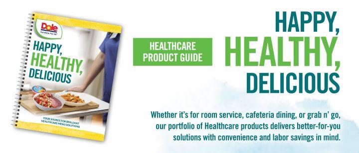 Dole digital brochure touts mobile healthcare