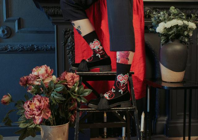 Wishlist: St. Friday Socks выпустили коллекцию носков с татуировками