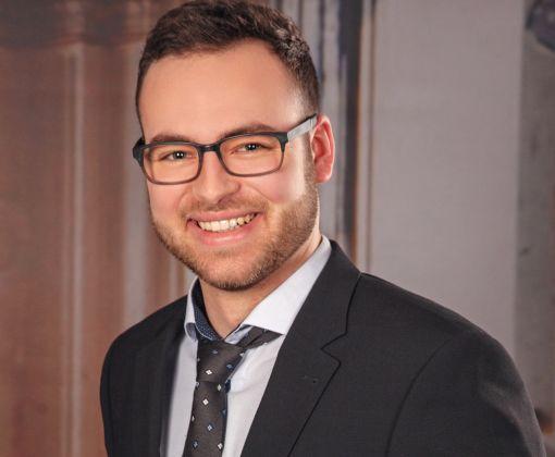 Florian Rückl Porträt