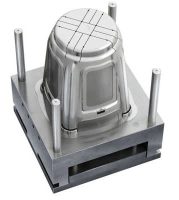 plastic stool mould features
