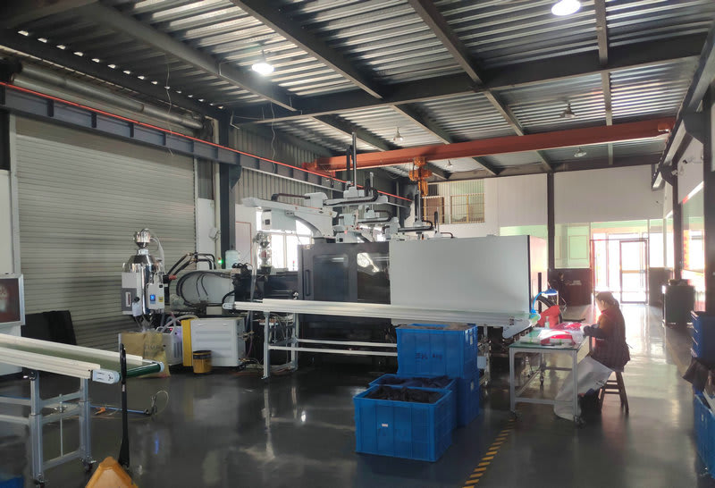 injection molding facilities