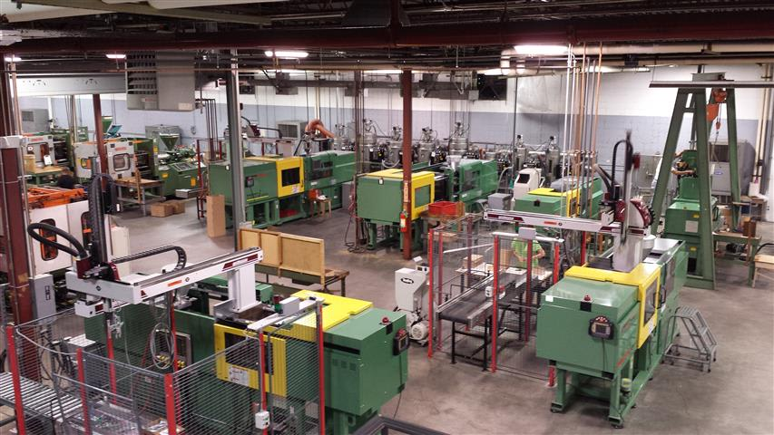 plastic injection molds  making
