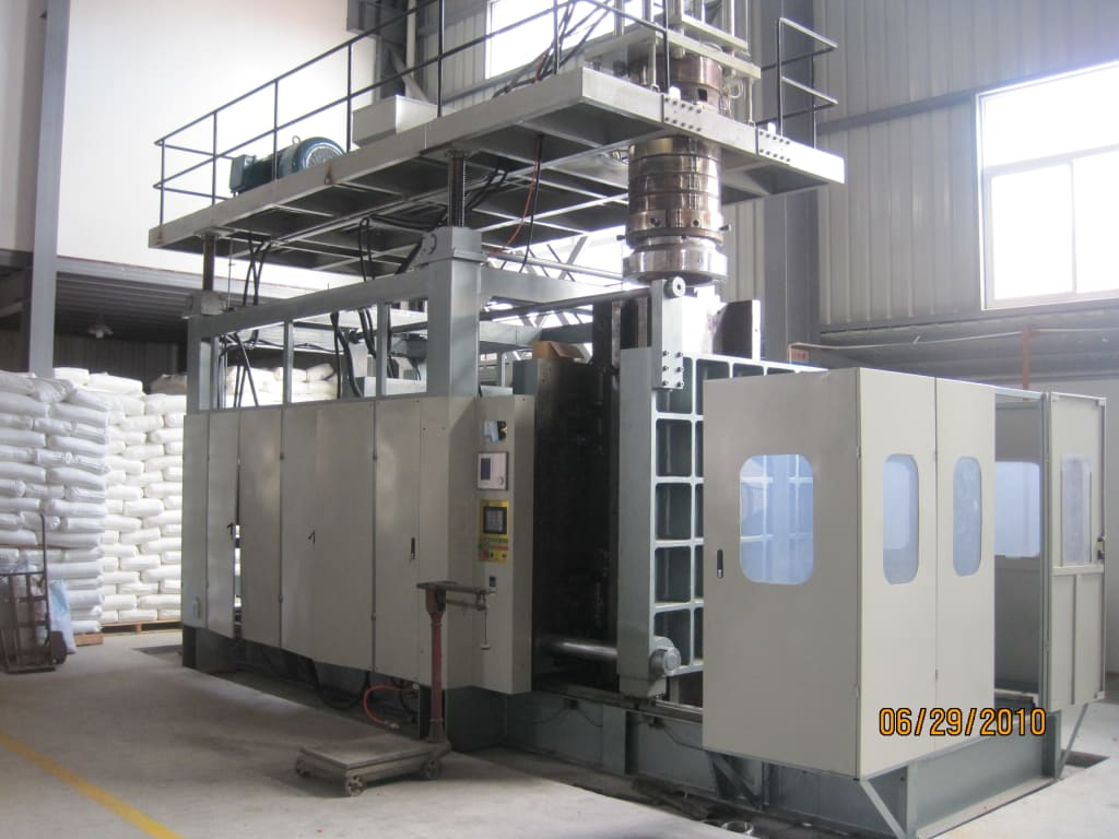blow molding industry