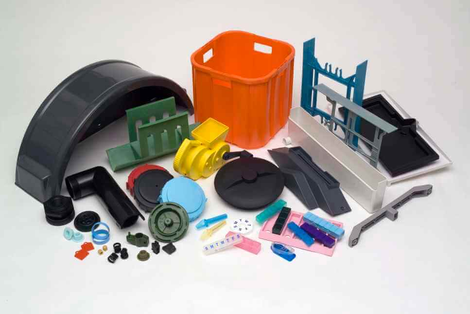PA injection molding