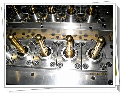 PCO28MM preform mold