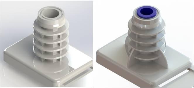 basic plastic part design