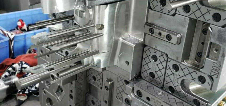 plastic injection mold quotation