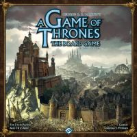 A Game of Thrones: The Board Game, 2nd Edition