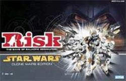 Risk: Star Wars The Clone Wars