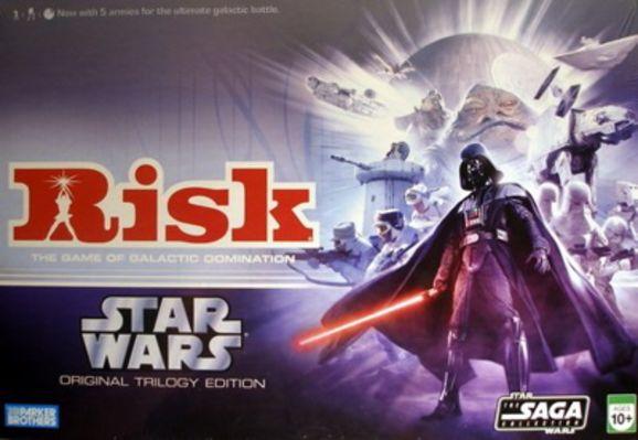 Risk: Star Wars The Original Trilogy Board Game