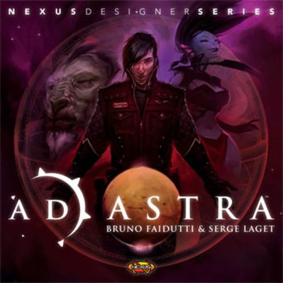 Ad Astra Board Game