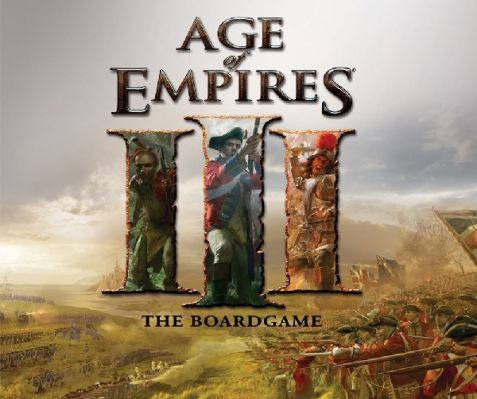 Age of Empires III: Age of Discovery Board Game