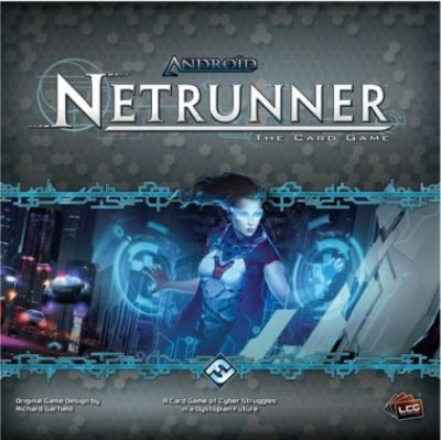 Android: Netrunner Board Game